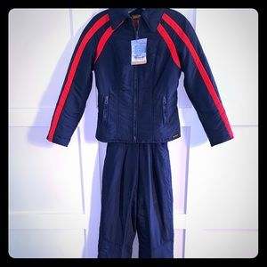 Vintage Ski Outfit Complete InnsBruck Womans Small